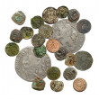 Medieval coins — Stock Photo #1905984
