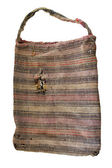 Old textile vintage bag — Stockfoto