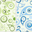 Abstract backgrounds — Vector de stock #2008015