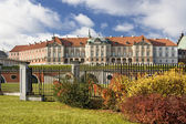 Royal Castle in Warsaw — Stock Photo