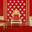 Постер, плакат: Throne of Polish king