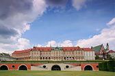 Royal Castle in Warsaw. — Stock Photo