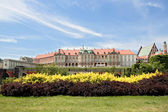 Royal Palace in Warsaw. — Stock Photo