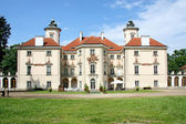 Baroque palace in Europe. — Stock Photo