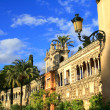 Stock Photo: Royal Alcazar in Sevilla