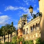 Royal Alcazar in Sevilla — Stock Photo #1860610