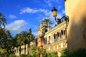Royal Alcazar in Sevilla — Stock Photo