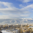 Panorama of Vitosha mountain, Bulgaria — Stock Photo