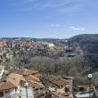 The town of Veliko Tarnovo, Bulgaria — Stock Photo