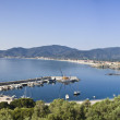 Bay in Greece - Stock Photo