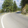 Stock Photo: Road in the mountain
