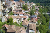The town of Veliko Tarnovo — Stock Photo