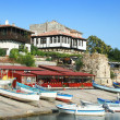Nesebar coast, Bulgaria — Stock Photo