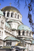 BIG CATHEDRAL IN BULGARIA — Stock Photo