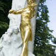 Stock Photo: Johann Strauss - Vienna