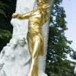 Royalty-Free Stock Photo: Johann Strauss - Vienna