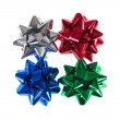 Stock Photo: Shiny bows