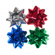 Shiny bows — Stock Photo