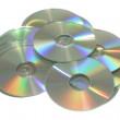 Cd or dvd disc — Stock Photo #1909465