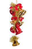 Christmas Decoration - Bell — Stock Photo