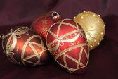 Kerst ornament — Stockfoto