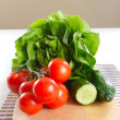 Fresh vegetables — Stock Photo #1964662