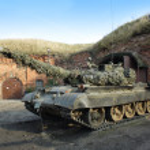 ������, ������: Russian tank
