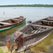 Wooden boat — Stock Photo #1965033