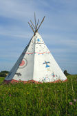 Tipi — Stock Photo