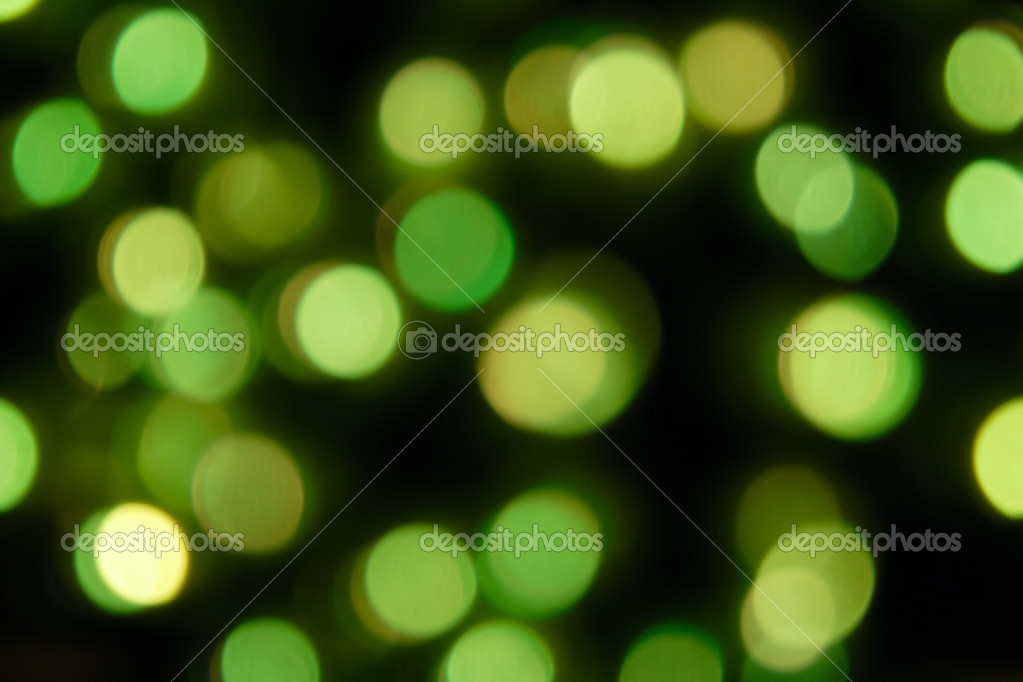 Blur abstract color background defocused photo of lamps  Stock Photo #1964351