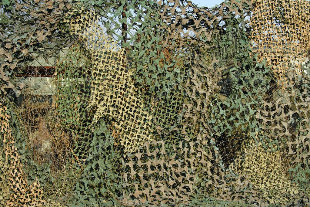 Camouflage Mesh — Stock Photo © aguirre_mar #1964732