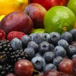 Fresh fruit - Foto Stock