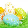 Easter Eggs — Stock Photo #2552520