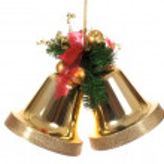 Christmas Decoration-bell — Stock Photo