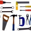 Set tool - Stock Photo