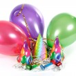 Stock Photo: Party items