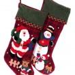Christmas stocking — Stock Photo #2599969