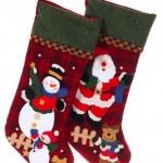 Christmas stocking — Stock Photo #2599986