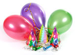 Party items — Stock Photo