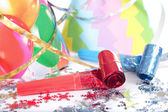 Party items. — Stock Photo