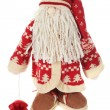 Santa Claus doll - Stock Photo