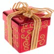 Christmas Gift Box — Stock Photo #2600129
