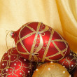 Christmas ornament — Stockfoto #2600360