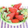 Fresh strawberries — Stock Photo #2614040