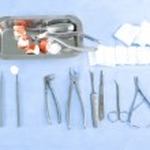 Dental Instruments — Stock Photo