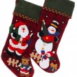 Christmas Stocking - Stock Photo
