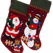 Royalty-Free Stock Photo: Christmas Stocking