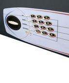 Safe key lock code, control panel — Stock Photo