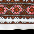 Stock Photo: Ukrainitable-cloth design concept