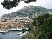 Harbor of Monte Carlo-Monaco — Stock Photo
